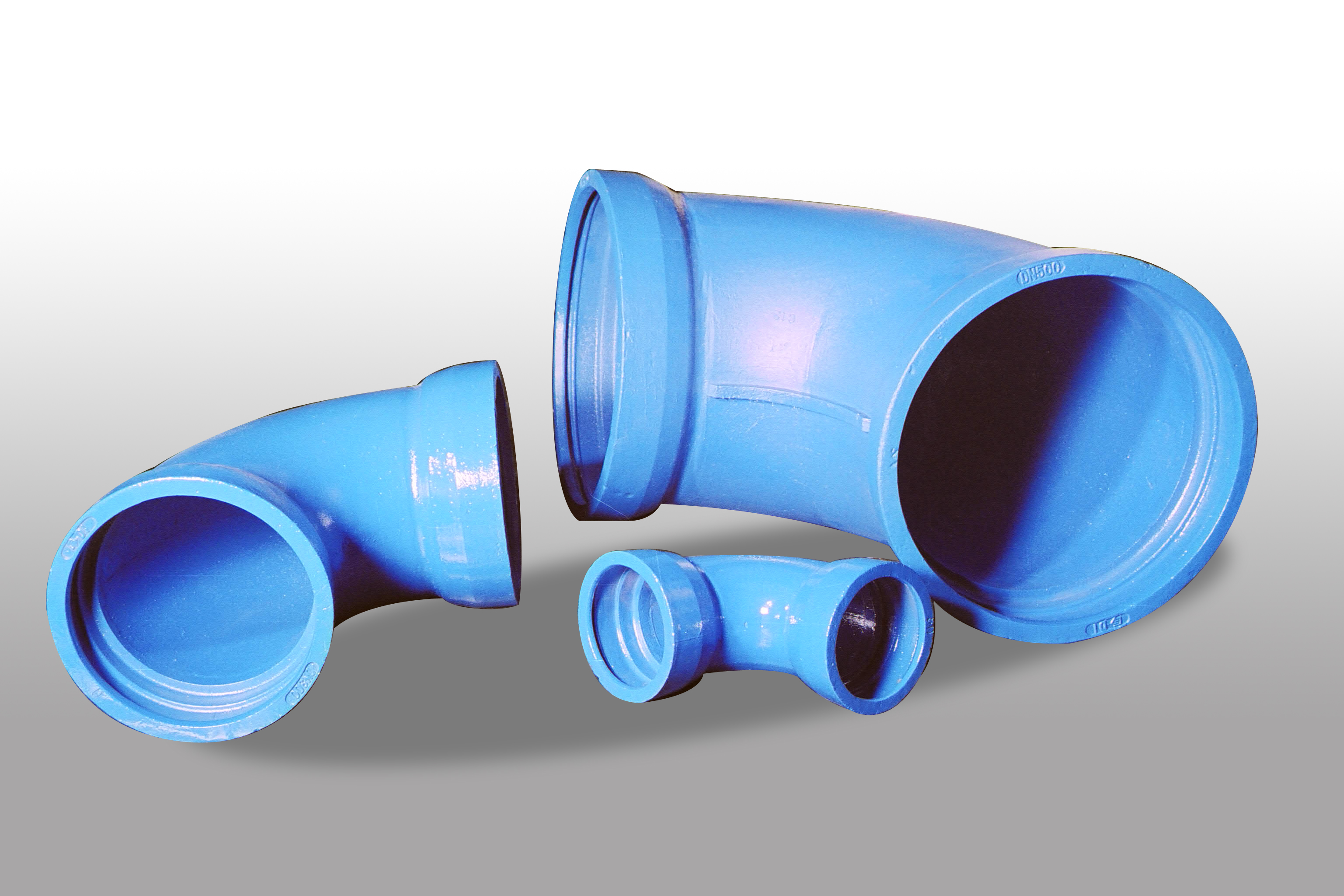 FBE coated Pipeline Parts